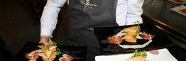 Beispiel: Service, Foto: Seepferdchen's Catering.