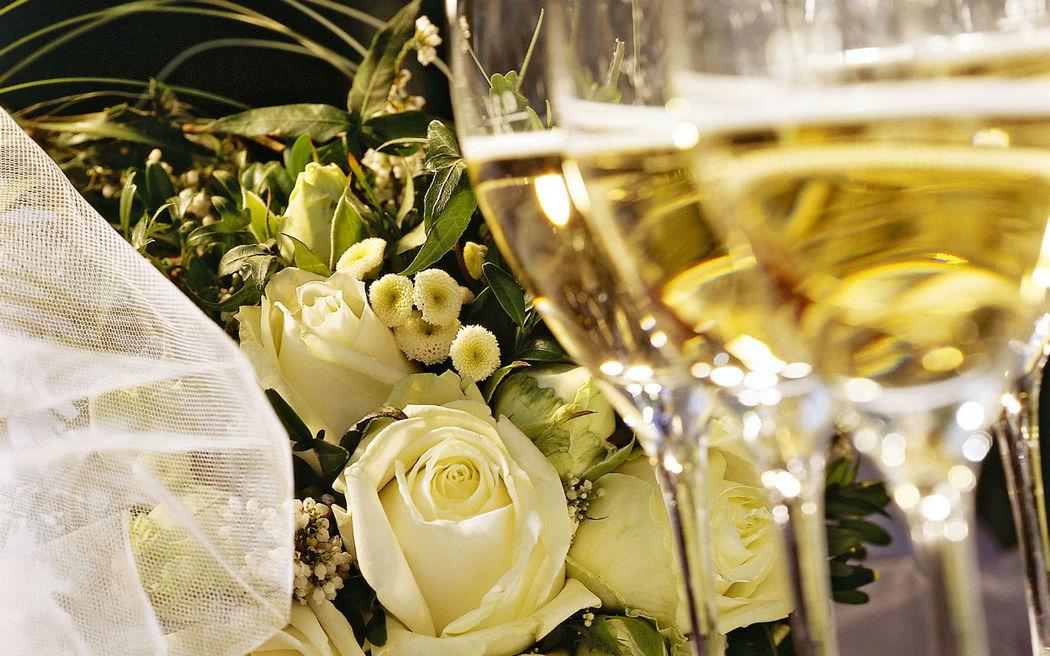 Beispiel: Ihr Hochzeitsfest im Hotel, Foto: Hotel Zur Bleiche.