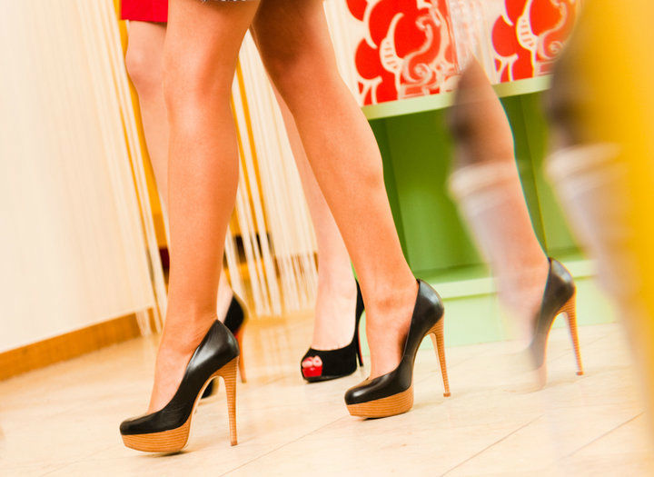 Beispiel: Unglaublich schöne Beine durch Waxing, Foto: Wax in the City Nürnberg.