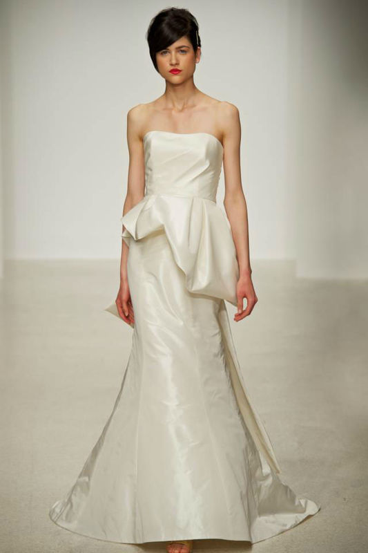 Vestidos de novia - Foto Amsala