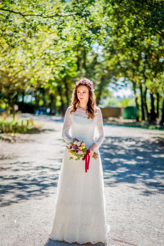 Paseo novia