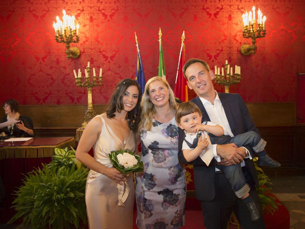 ItalianSweethearts - Noch ein glückliches Hochzeitspaar!
