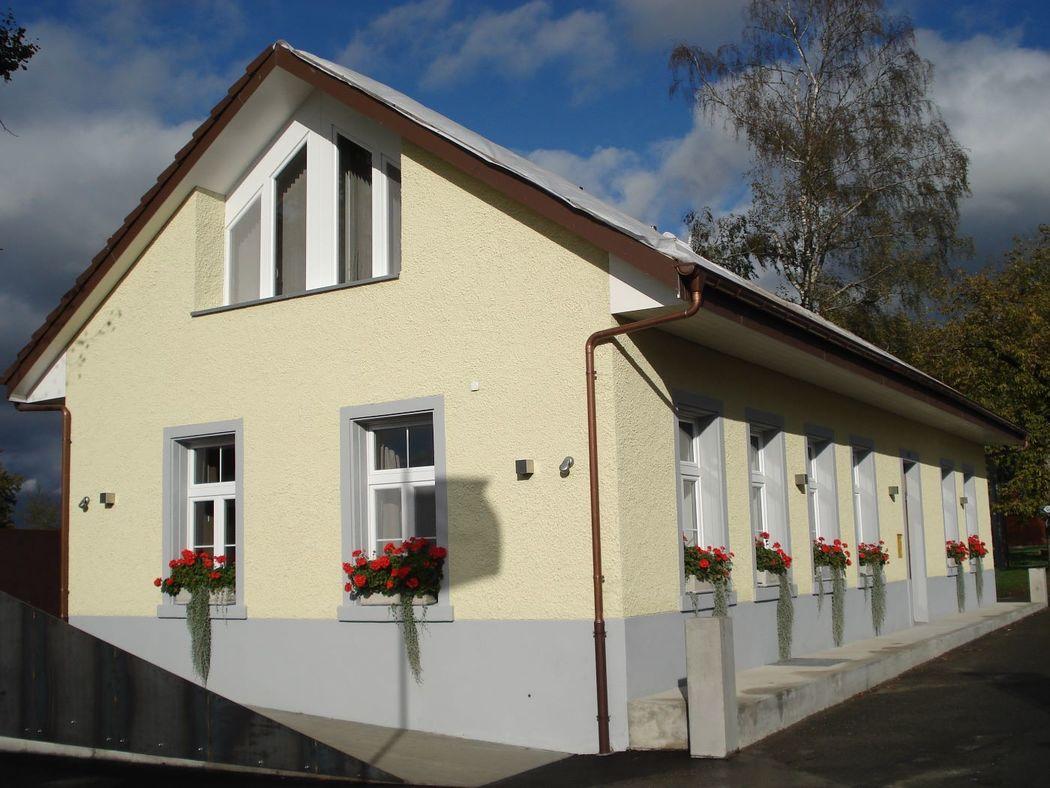 Schulhaus - neu und modern ausgebaut