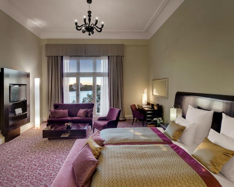 Beispiel: Superior Suite, Foto: Hotel Atlantik Kempinski.