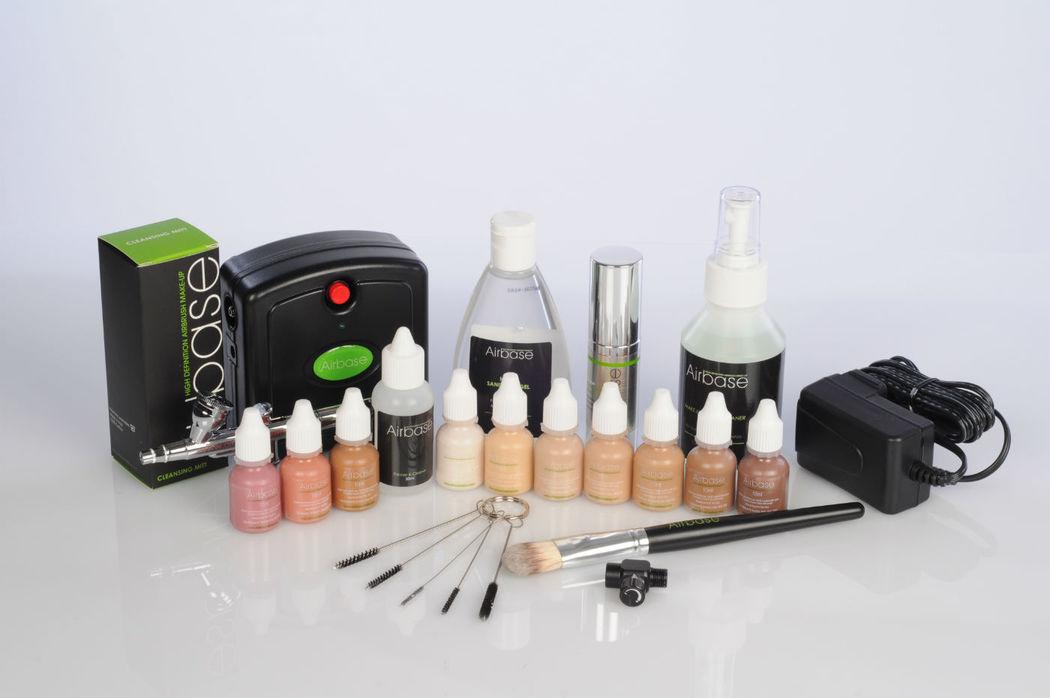 Nerea RH Makeup Artist para Airbase.
