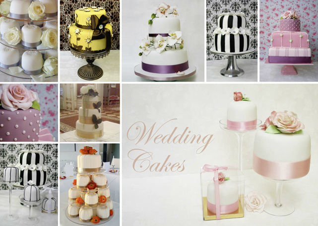 Beispiel: Einzigartige Hochzeitstorten, Foto: Cupcakes Wien.