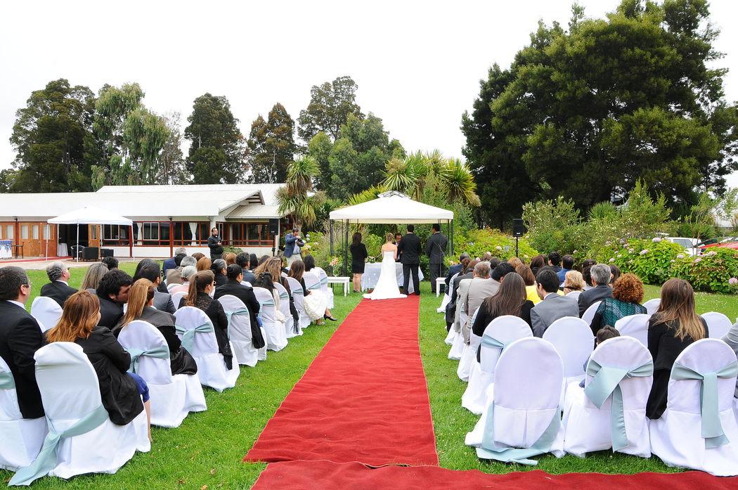 Ceremonia Aire Libre Los Arrayanes