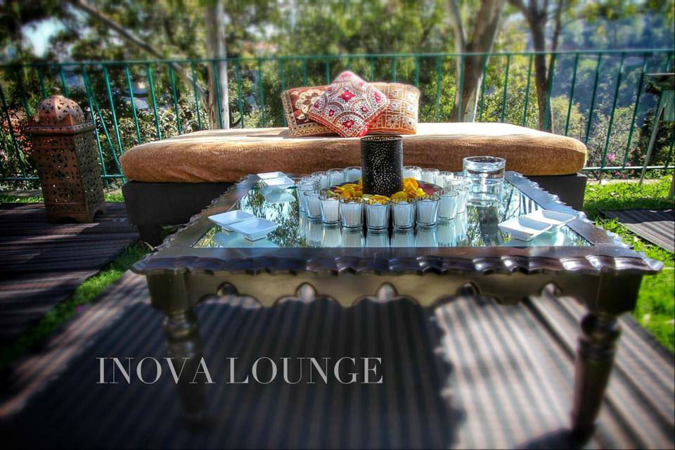 Inova Lounge en la Ciudad de México