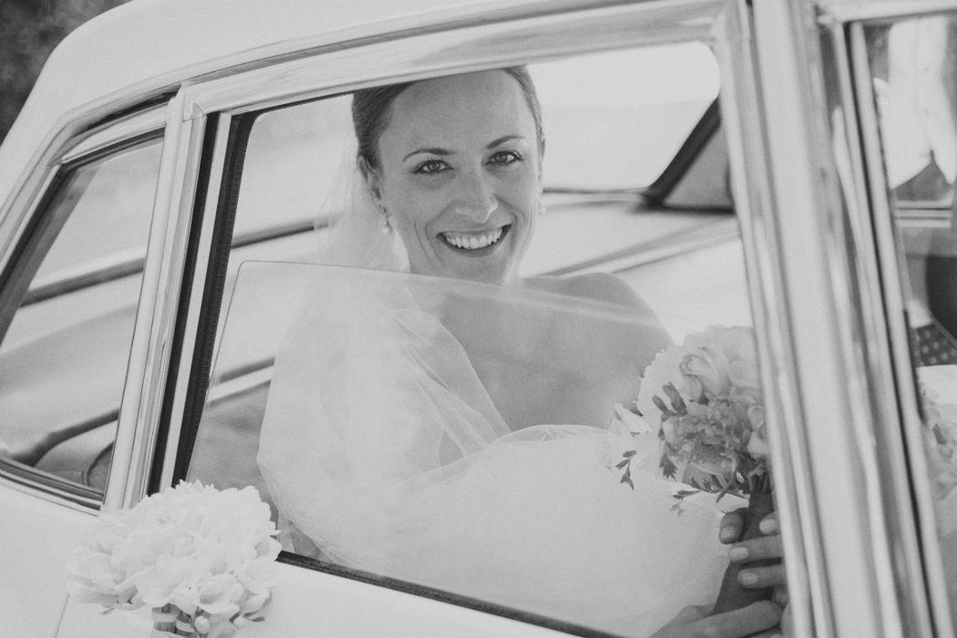 Beispiel: Portrait der Braut, Foto: Jeanine Linder Photography.