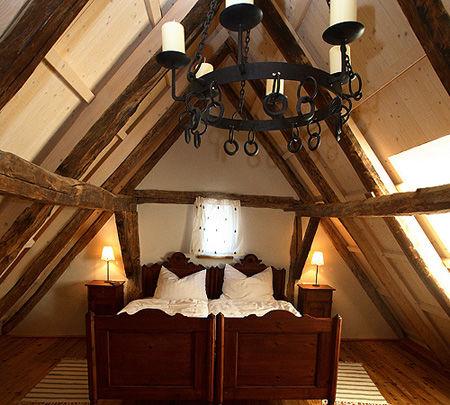 Beispiel: Zimmer, Foto: Hofgut Maisenburg.