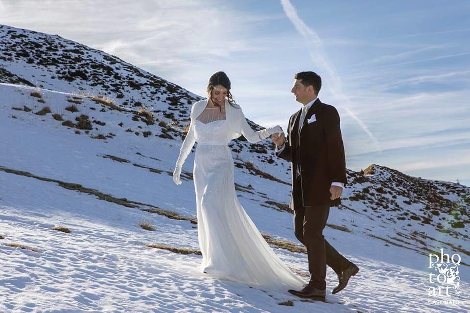 Bride&Grom Cortina
