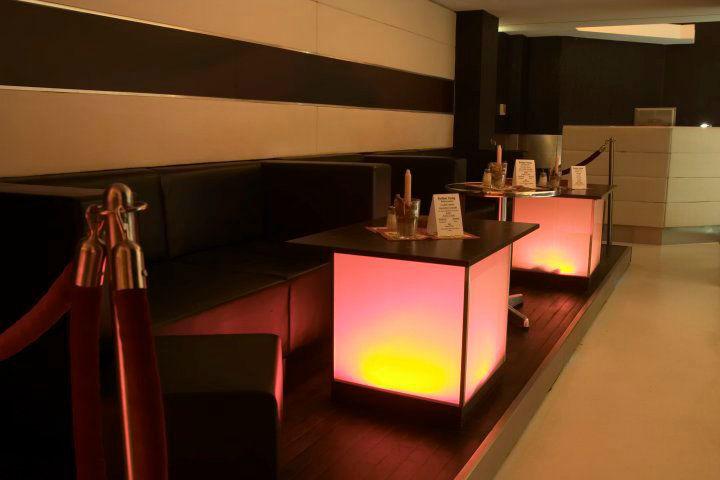 Beispiel: Gemütlichkeit, Foto: A-Lounge Berlin.