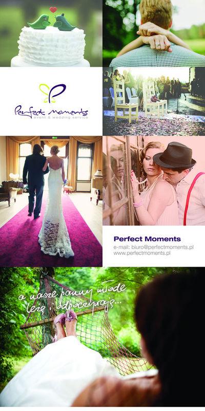 Agencja Ślubna Perfect Moments. www.perfectmoments.pl