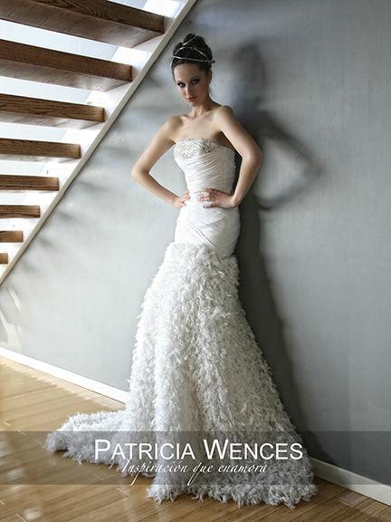 Modelo Chantal www.patriciawences.com.mx