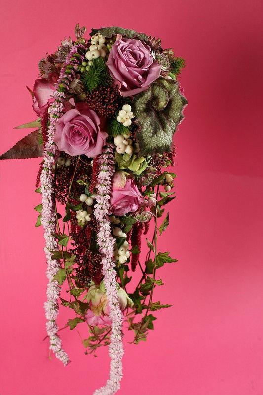 Beispiel: Hochzeitsfloristik, Foto: Edelkraut Event-Floristik.