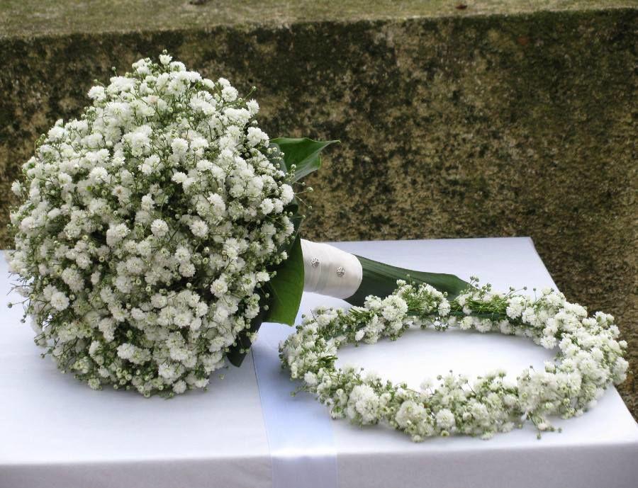 Bouquet de Noiva Gypsophila