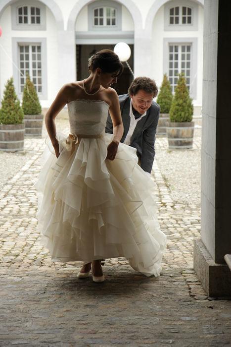 Beispiel: Einzigartige Hochzeitsmode, Foto: 2ème Étage.