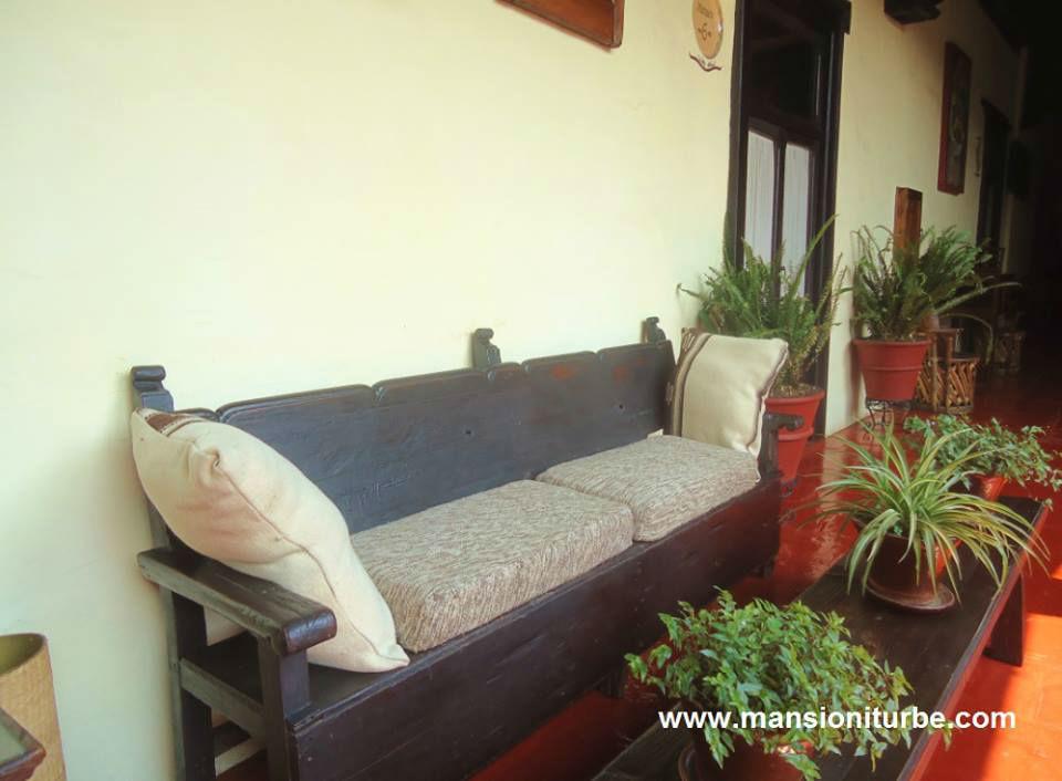 Hotel Mansión Iturbide en Pátzcuaro