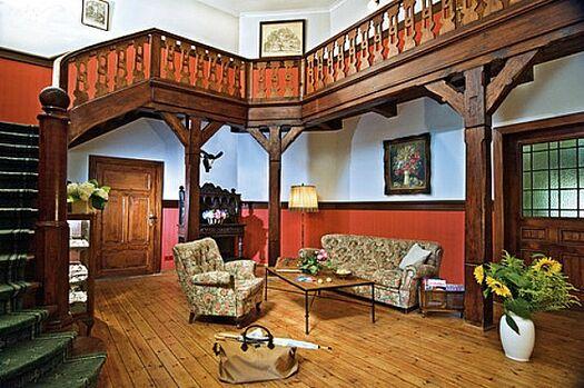 Beispiel: Foyer / Lounge, Foto: Rittergut Bömitz.