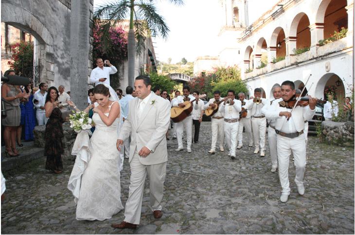 Hacienda para bodas - Foto Hacienda Santa Cruz