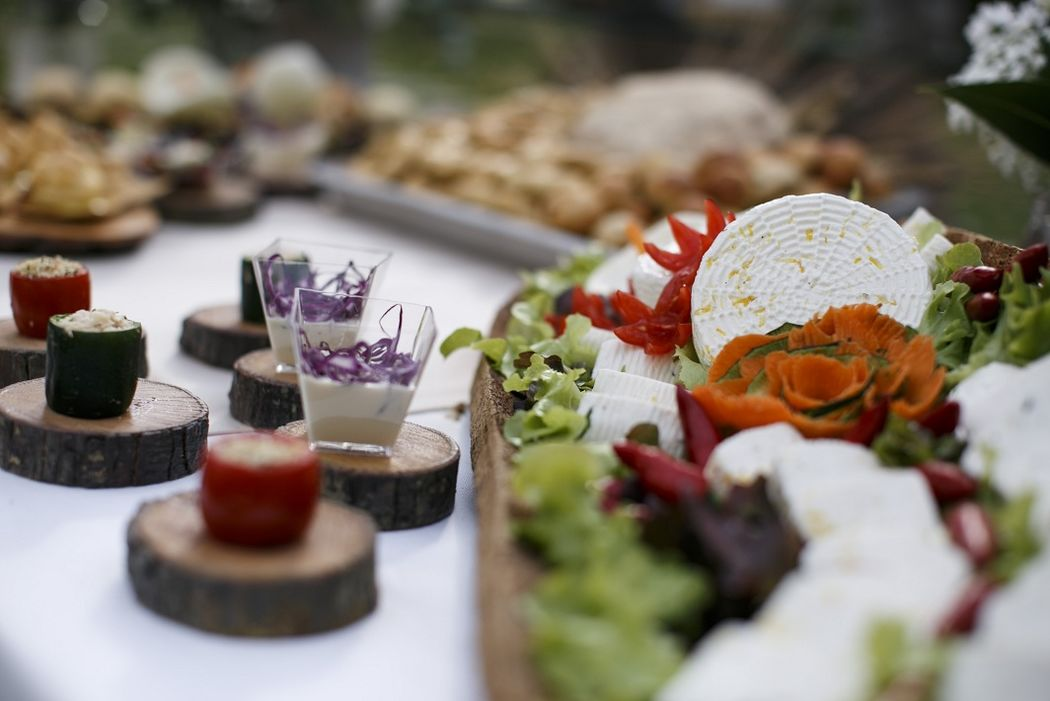 La Pampa Relais - I nostri finger food