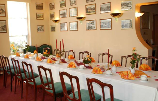 Beispiel: Restaurant - Tafel, Foto: Hotel Nordlicht.