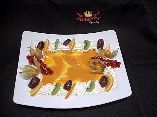 Beispiel: Buffet / Speisen, Foto: Tiffany's.
