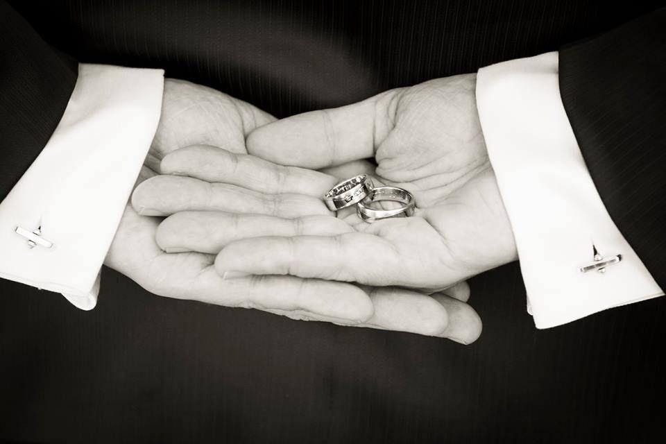 Beispiel: Trauringe, Foto: JA - Der Hochzeitsplaner.