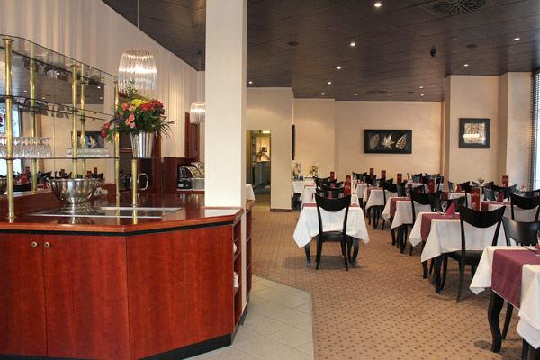 Beispiel: Restaurant, Foto: AKZENT Hotel Am Goldenden Strauss.