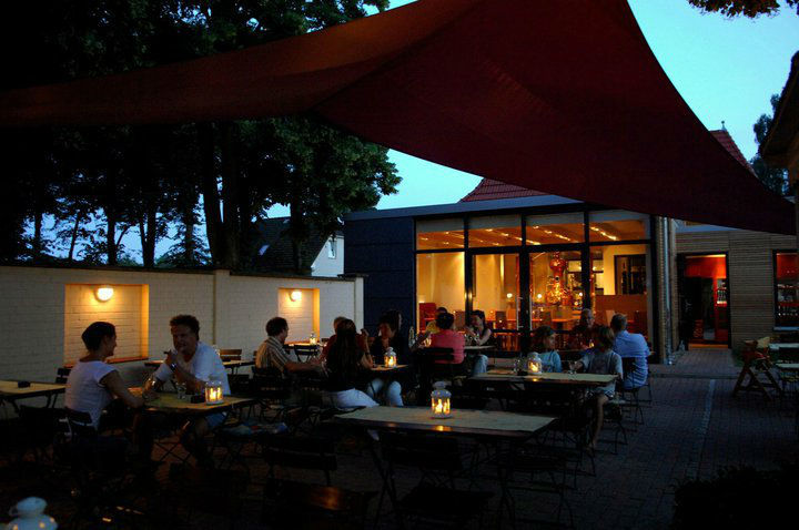 Beispiel: Terrasse am Abend , Foto: Landhotel Rittmeister.