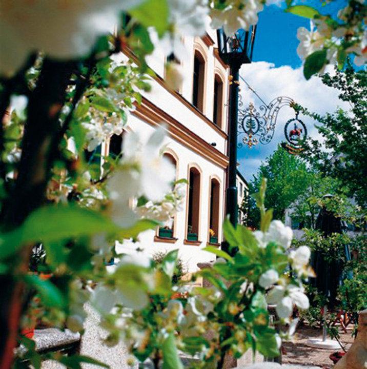 Beispiel: Aussenansicht, Foto: Hotel Schreiegg's Post.