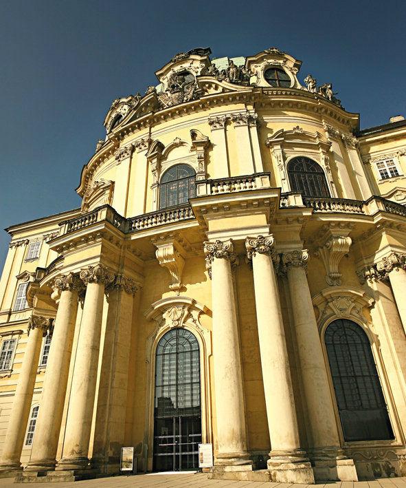Beispiel: Romantisches Flair, Foto: Stift Klosterneuburg.
