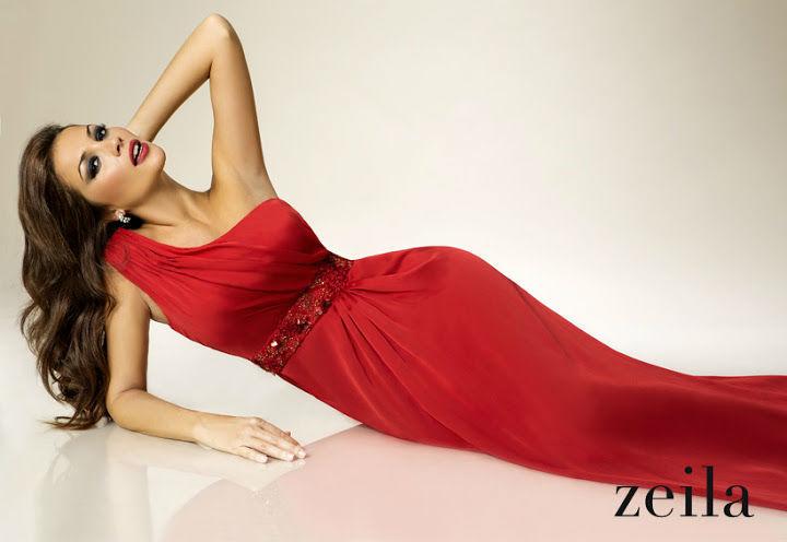 Vestido de Fiesta de Zeila