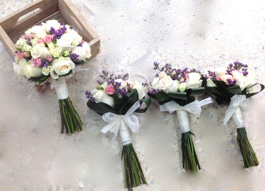 Bouquet y réplicas
