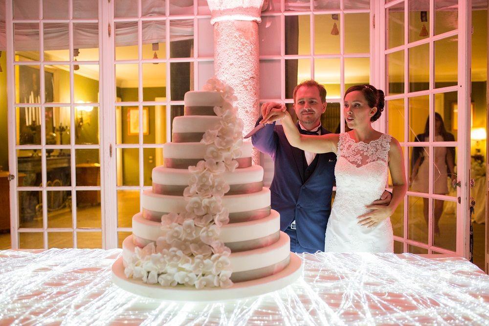 Wedding Cake Villa di Campocroce Mogliano V.to