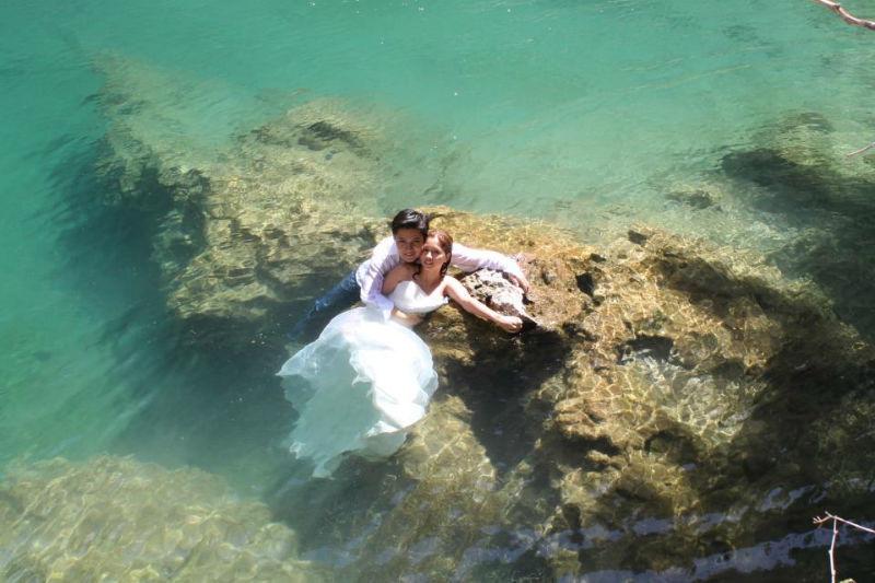 Fotografía profesional de bodas y video en Pueblas - Foto Imagia Films
