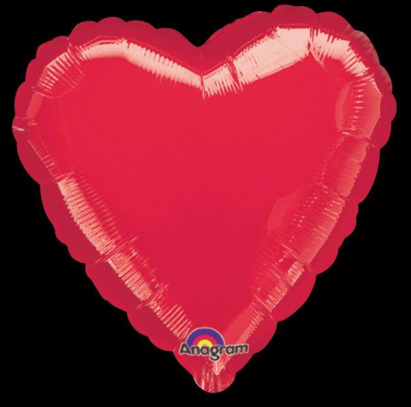 Beispiel: Ballon Herz, Foto: Bombastisch.