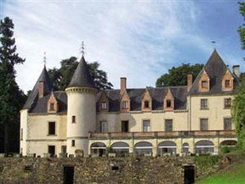 Le Château de la Beuvrière