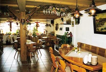 Beispiel: Bauernstube, Foto: Gasthof Taubenschlag.