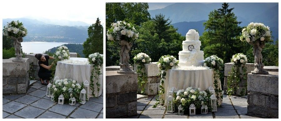 Wedding Cake @ Lago d'Orta