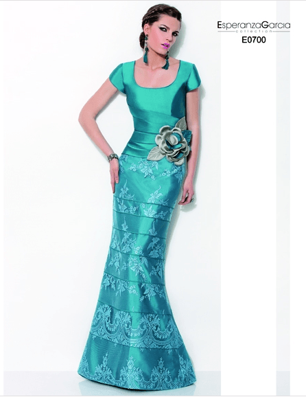 Vestido de Esperanza García