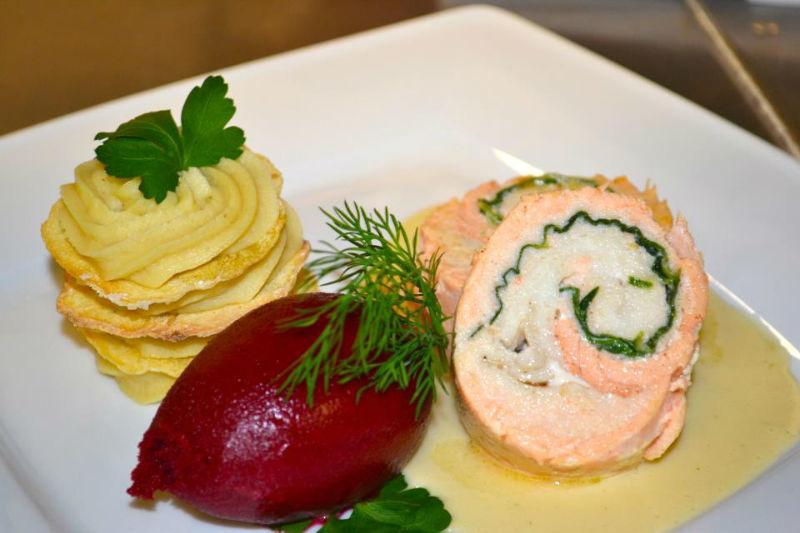 Beispiel: Gastronomie, Foto: Der Lennhof.