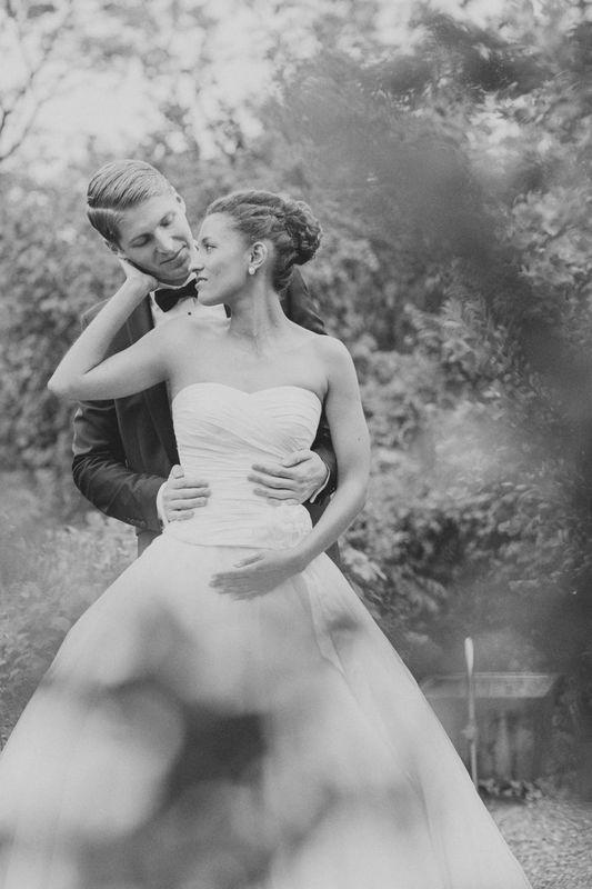 Beispiel: Wunderschöne Hochzeitsfotos, Foto: Jeanine Linder Photography.