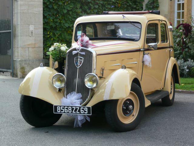 Location voiture ancienne Lyon