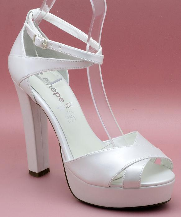 Zapato de novia enepe Sonia