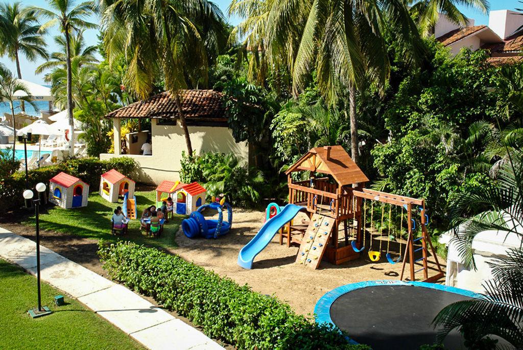 Hotel Fontan Ixtapa Beach Resort ubicado en Guerrero