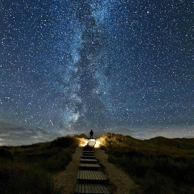 Perdersi sotto un tappeto di stelle, itinerari unici alla scoperta del Mondo