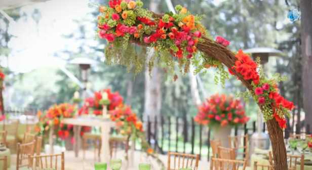 LYA Studio, empresa de flores y decoración en el DF