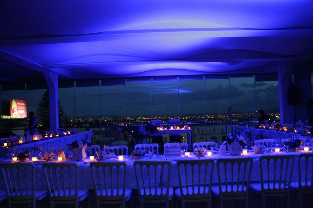 iluminación arquitectónica