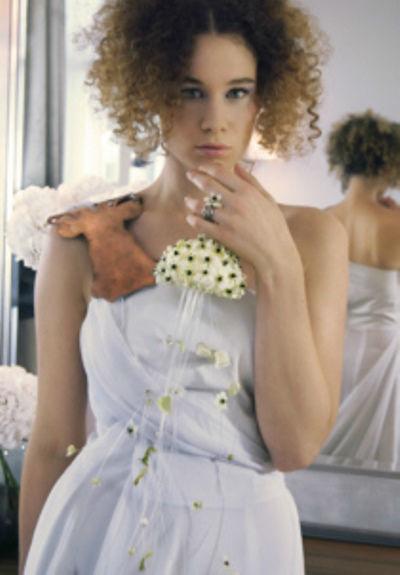 Foto: Für die Schönheit der Braut, Foto: Le salon mobile.